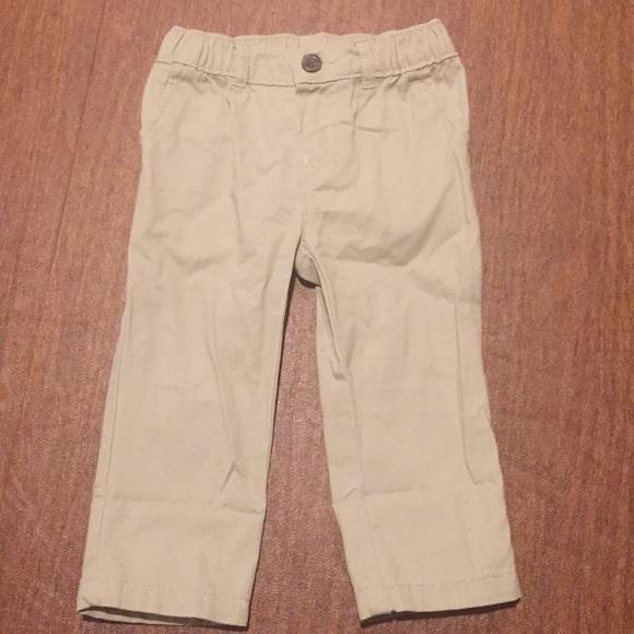 f54ea4d01 Carter's Bottoms   Carters Baby Boy Khaki Pants   Poshmark